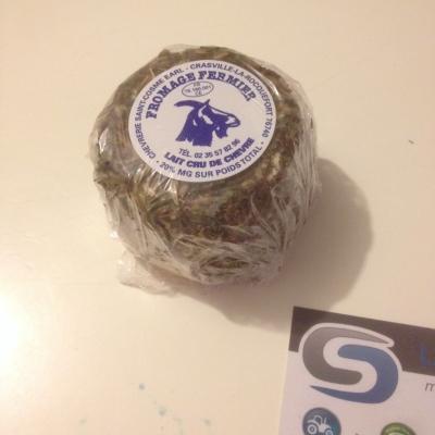 crottin herbes