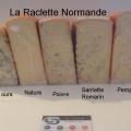 raclettes normandes présentation