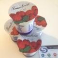 yaourt framboise
