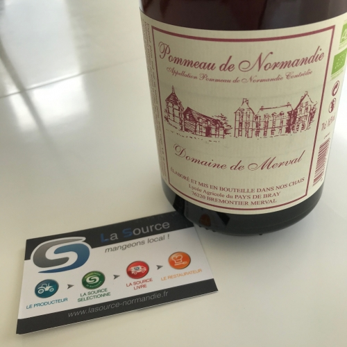 Pommeau de Normandie BIO