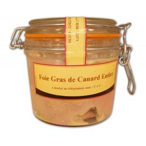 Volailles en conserve - Foie gras